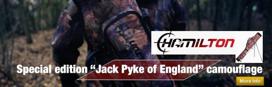 Hamilton English Oak Rifle Slipstand