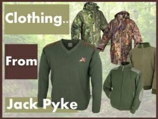 Jack Pyke Clothing Banner