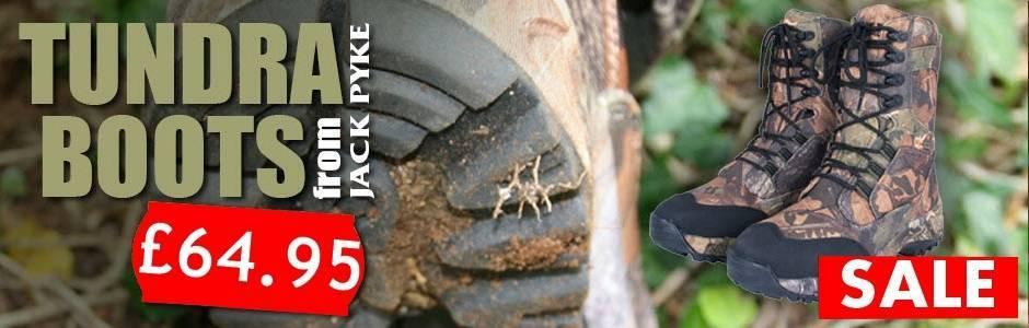 Jack Pyke Tundra Boot Sale