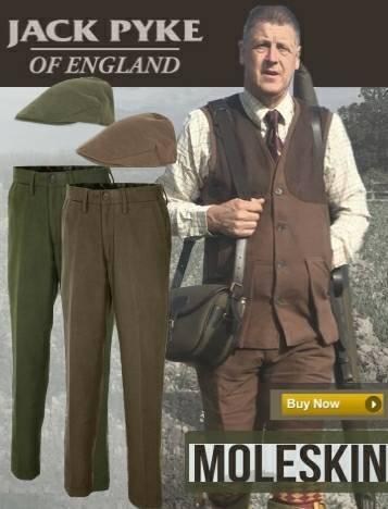 Jack Pyke Moleskin Trousers