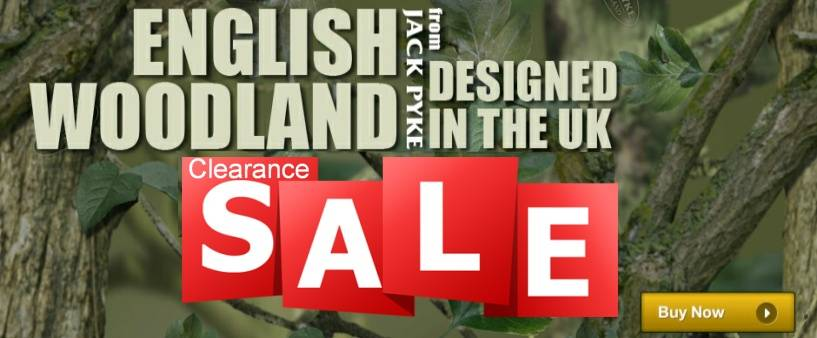 English Woodland Sale