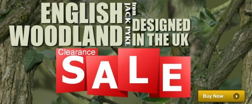 English Woodland Sale