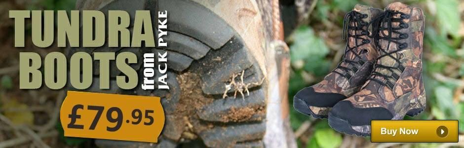 Jack Pyke Tundra Boots