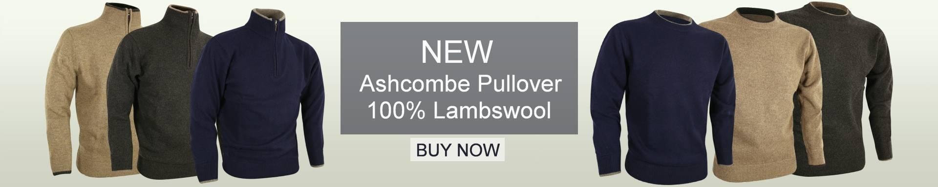 Jack Pyke Ashcombe Pullover