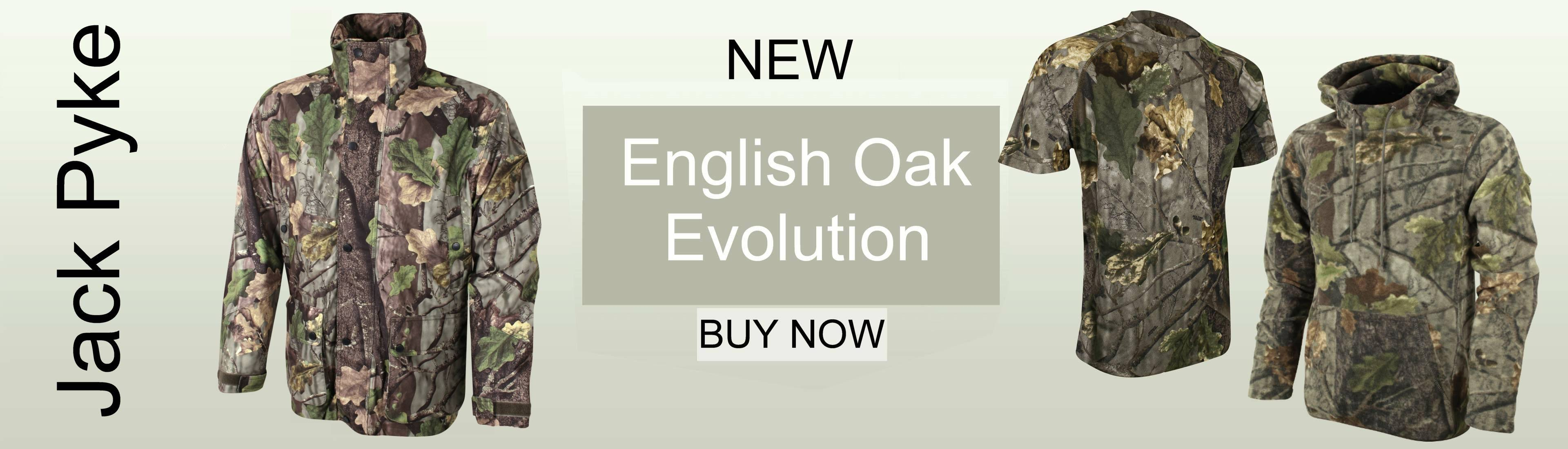 English Oak Evo