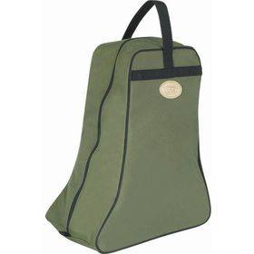 Green Boot Bag