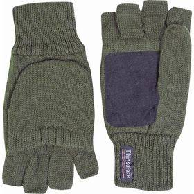 Suede Palm Shooters Mitts