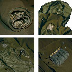 Hunter Jacket  Detail