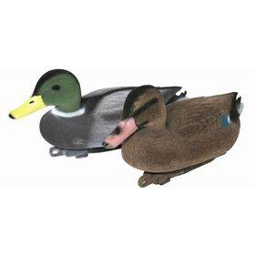 Mallard Flocked Decoys