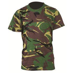 British DPM Camo T-shirt