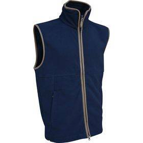 Fleece Gilet Navy XXL