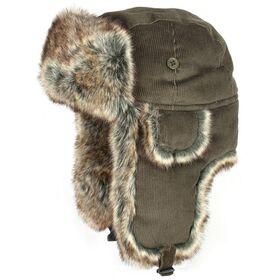 Brown Trapper Hat