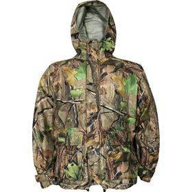 Forest Green Camo Jacket