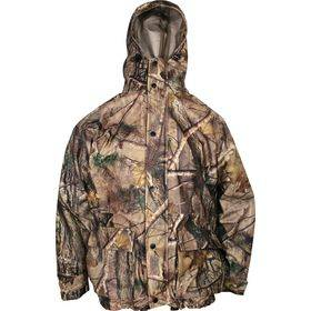Forest Brown Camo Jacket