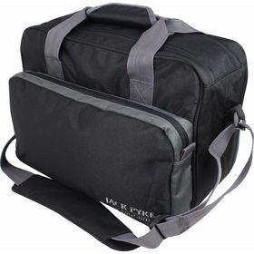 Black Grey Bag