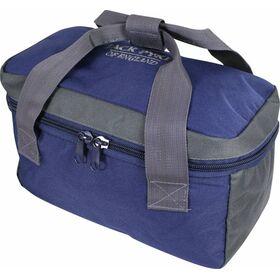 Navy Grey Bag