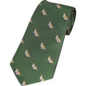 Green Tie Partridge