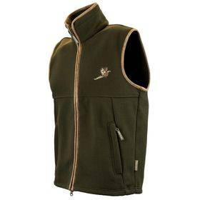 Fleece Gilet with Pheasant