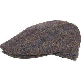 Brown Wool Cap 57