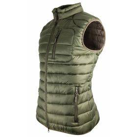 Weardale Quilted Gilet Side
