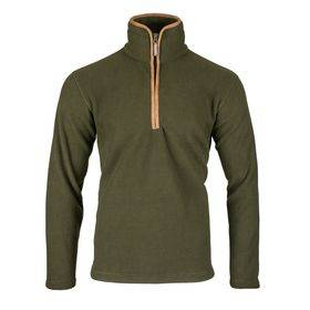 Deep Olive Pullover