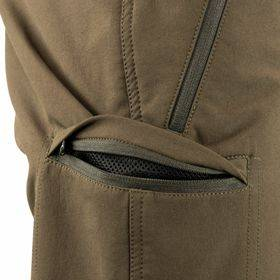 Stretch Trousers Pocket