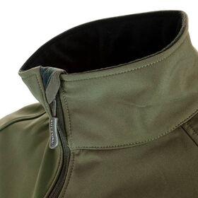 soft shell zip